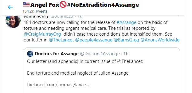 drs for Assange