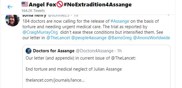 drs for Assange